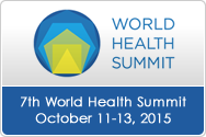 7th World Health Summit October 11-13, 2015